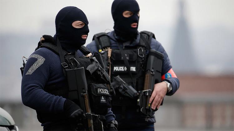 Videos: Explosiones en Bruselas durante una redada antiterrorista