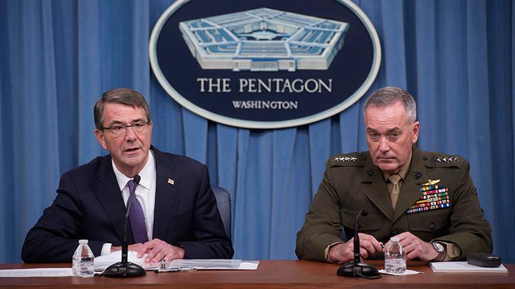 El Pentágono confirma la muerte de dos líderes clave del Estado Islámico