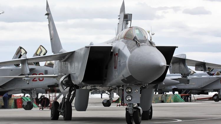 ¿Un caza más rápido que un misil?: Rusia desarrolla su nuevo interceptor MiG-41