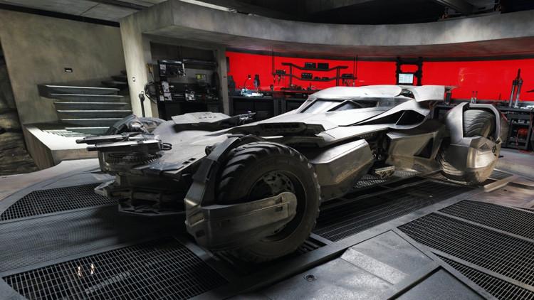 ¿Quiere visitar la casa de Batman?: Google le invita a entrar en la baticueva