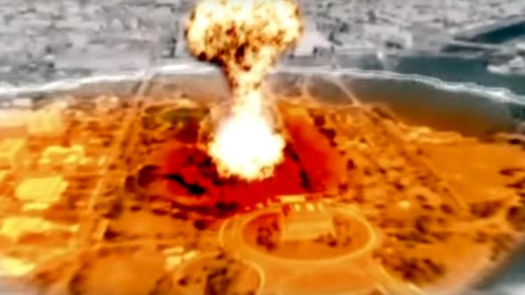 Corea del Norte lanza un video que muestra un ataque nuclear imaginado contra EE.UU.