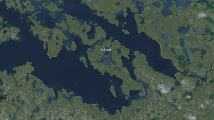 Naturaleza asombrosa: Insólita isla en el lago de una isla en un lago dentro de una isla