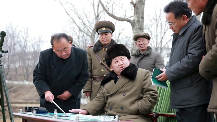Corea del Norte amenaza con bombardear Seúl si no se disculpa por los ejercicios militares