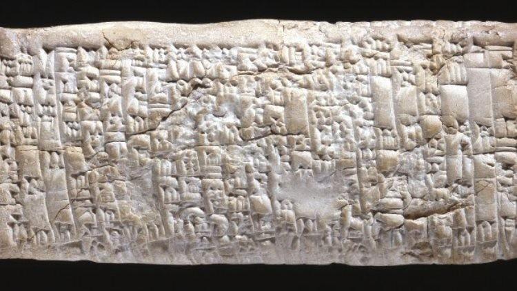 La queja del consumidor más antigua del mundo fue redactada hace 3.700 años
