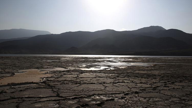 Lago Assal, Yibuti.