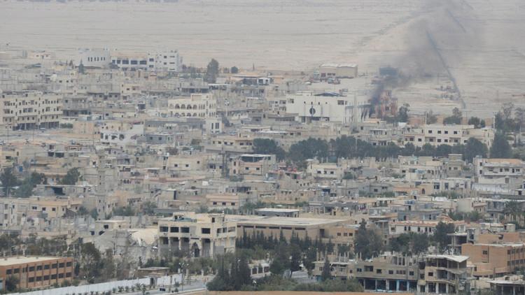 La aviación rusa abate a más de 100 terroristas en un día en la zona de Palmira