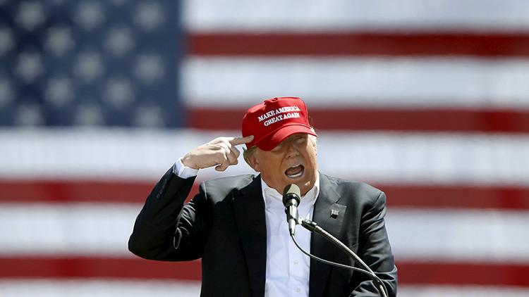 """Trump: """"Combatir a la vez al Estado Islámico y al presidente Assad es una locura y una idiotez"""""""