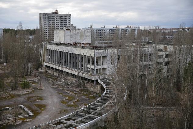 56f758a8c4618862338b4597 En la ola de la fama una de las mejores serie de historia, #Chernóbil vuelve a asombrar a los amantes del arte