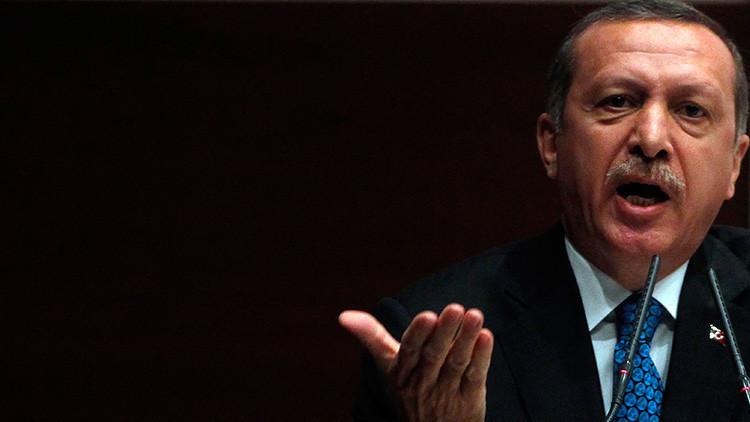 Erdogan, enfurecido por la presencia de diplomáticos occidentales en el juicio contra periodistas