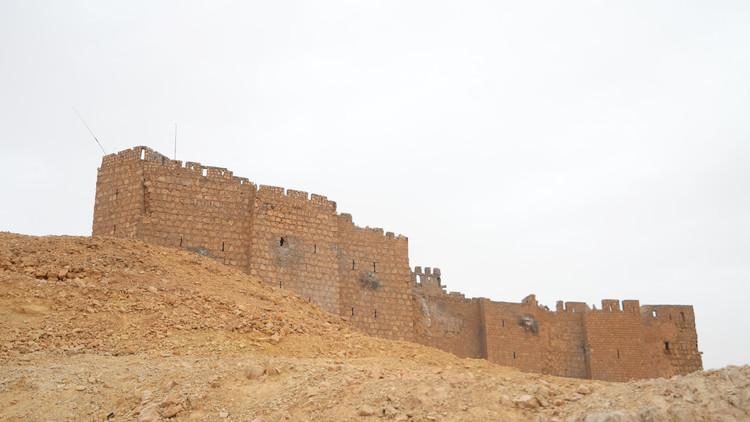 ¿Qué ha quedado de Palmira? Los primeros datos sobre el estado actual de la ciudad