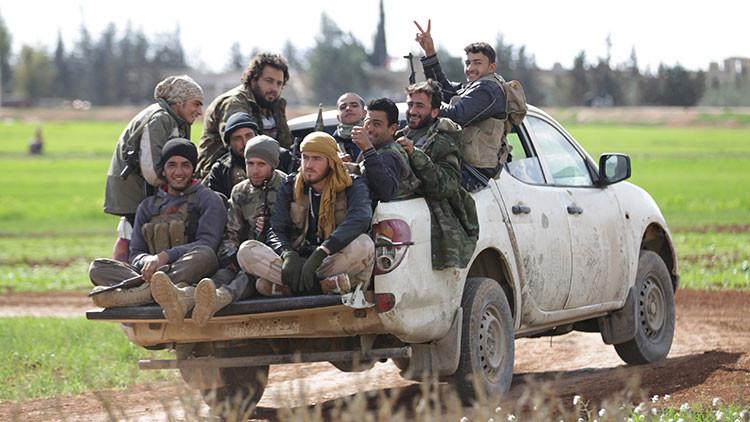 """El 'puzzle' sirio: """"Milicias armadas por el Pentágono combaten contra otras armadas por la CIA"""""""