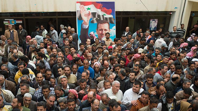 No predica con el ejemplo: Embajador saudí ante la ONU insiste en que Siria debe celebrar elecciones