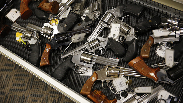 ¿Es broma o van en serio? Exigen permitir las armas de fuego en la Convención Republicana de EE.UU.