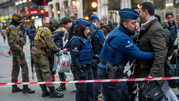 La Policía del aeropuerto de Bruselas amenaza con una huelga si no se refuerza la seguridad