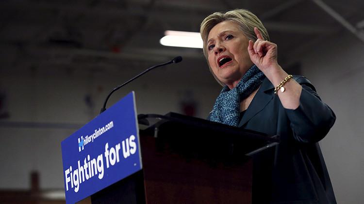"""Exalcalde de Nueva York: """"Hillary Clinton podría ser considerada miembro fundador del EI"""""""