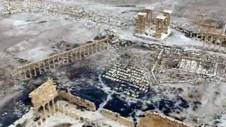 """""""Si Occidente hubiera sido sincero, Palmira no habría caído en manos de los terroristas"""""""