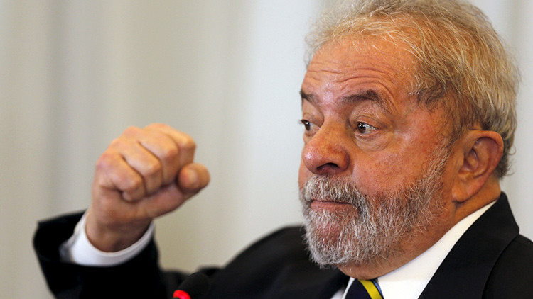 """Lula da Silva: """"Tengo la convicción de poder cambiar el humor de Brasil"""""""