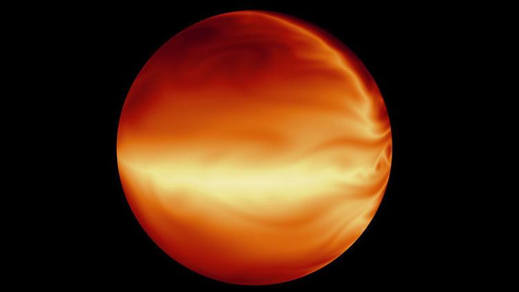 Video: Así convierte el clima salvaje un exoplaneta en un 'caldero químico'