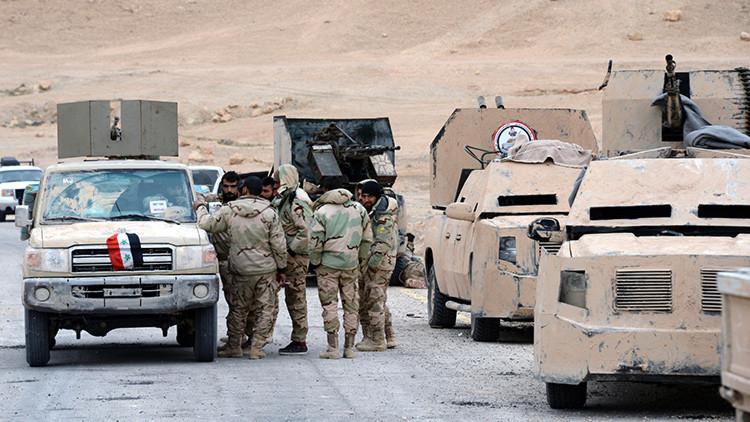 Nuevos avances: el Ejército sirio intenta recuperar otro bastión del Estado Islámico