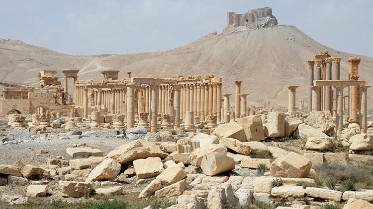 El futuro de Palmira: los expertos aceptan el complicado desafío de restaurar la antigua ciudad