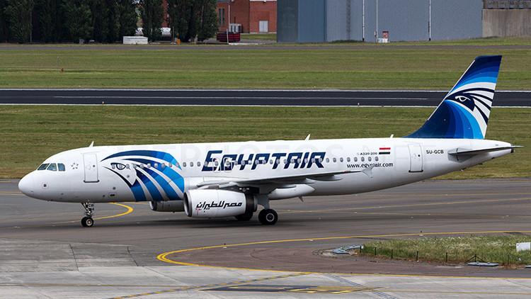 'No es terrorismo, es amor': A320 de EgyptAir, secuestrado por profesor que quiere ver a su exesposa