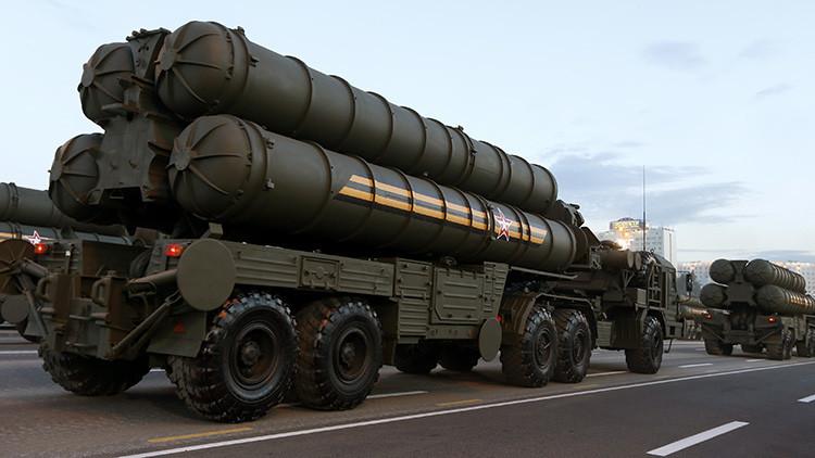 Alerta: Rusia pone a prueba el sistema antiaéreo S-400