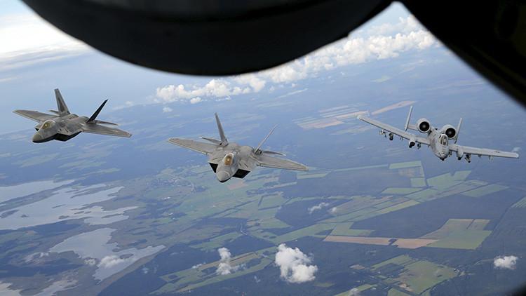 La OTAN creará una unidad aérea de combate cerca de la frontera de Rusia