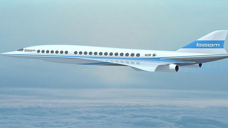 Conozca los aviones que abrirán la era de los viajes supersónicos
