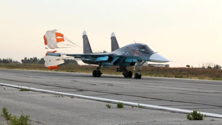 Hacen fila para comprar el Su-34 luego de sus éxitos en la operación antiterrorista en Siria