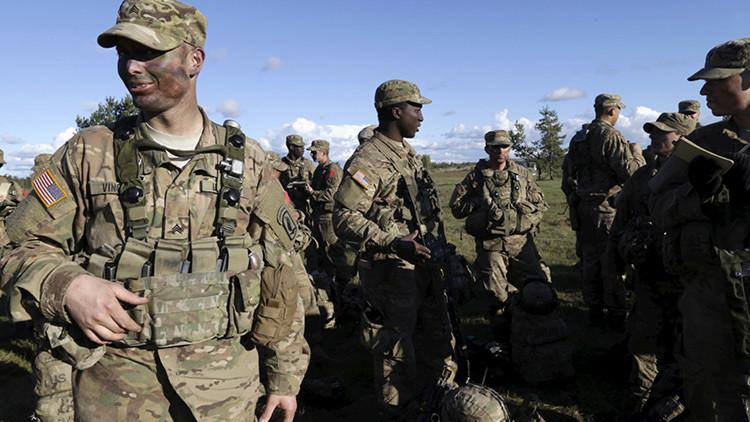 """""""El Ejército de EE.UU. es terriblemente débil"""""""