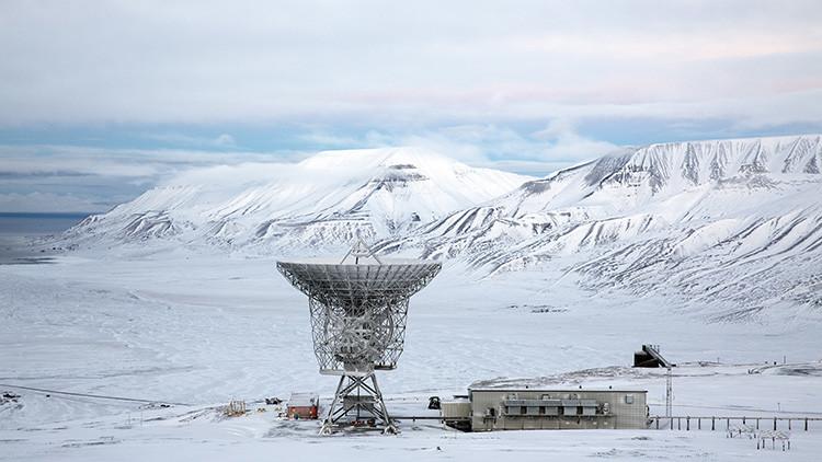 EE.UU. construye un potente radar en Noruega cerca de la frontera con Rusia