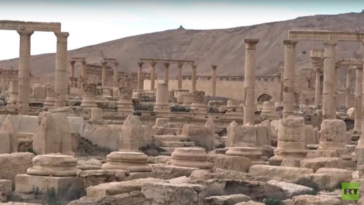 ¿Qué ven los terroristas del Estado Islámico en los monumentos arqueológicos?