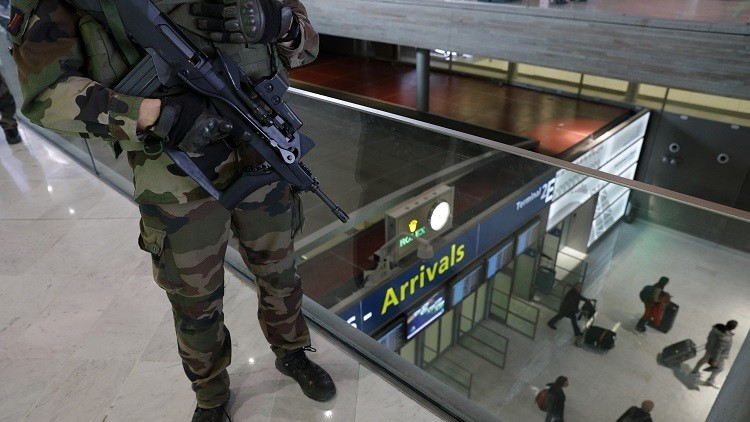 """Francia juzgará a un detenido por preparar """"un atentado inminente"""""""