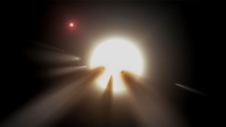 Astrónomos descubren cómo los extraterrestres ocultan sus planetas a los humanos
