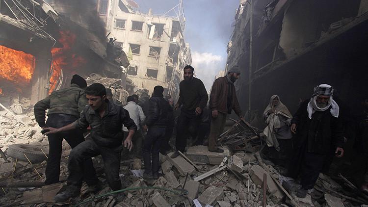 """""""EE.UU. y sus aliados han tratado de destruir Siria durante cinco años"""""""