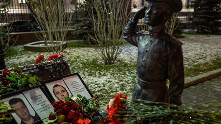 Detienen al asesino confeso del piloto ruso del avión derribado por Turquía
