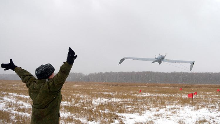 Nueva era de los drones: Rusia desarrolla y prueba tres tipos de vehículos no tripulados
