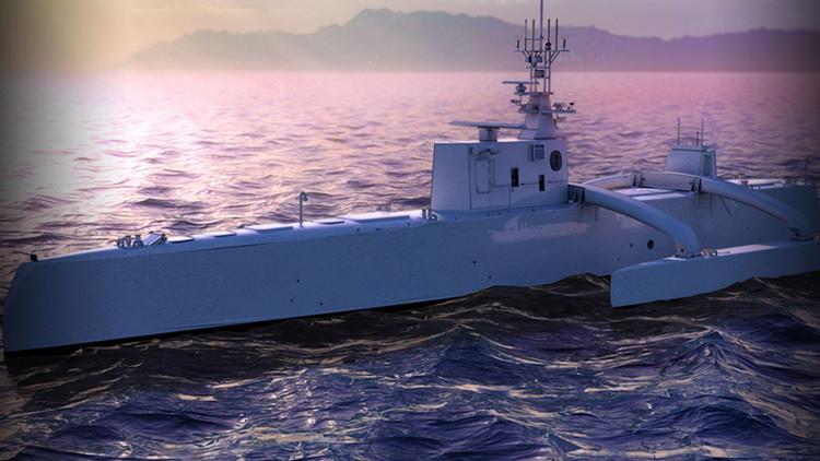 El 'cazador de los mares': EE.UU. presenta un dron capaz de detectar submarinos (video, fotos)