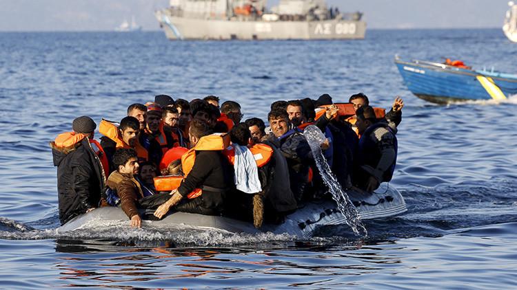 Cómo un jubilado italiano salvó a unas 600 personas de la muerte inminente en el mar