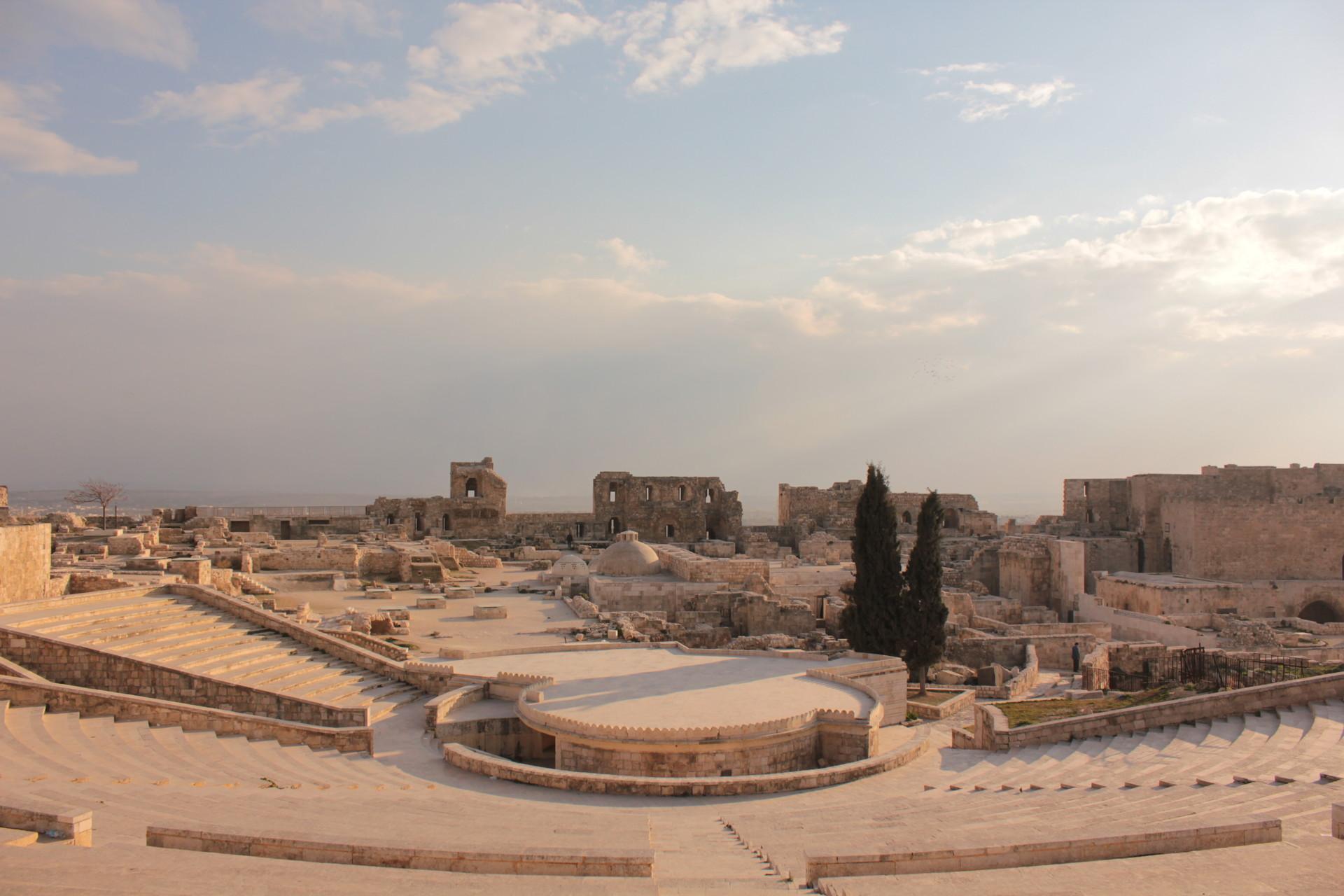 Alepo, 2011