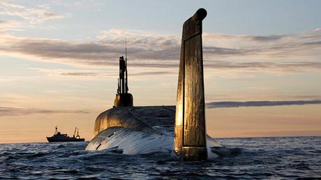 Yuri Dolgoruki / Submarino estratégico de propulsión nuclear de clase Boréi