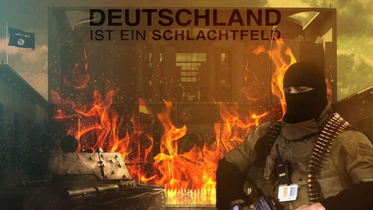 El Estado Islámico incita a yihadistas alemanes a atentar en su país como en Bruselas