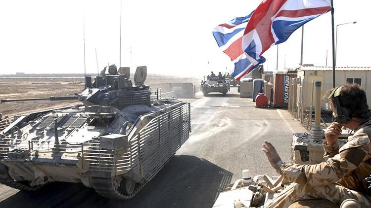 Londres quiere una base permanente en Omán para sus militares y sus portaaviones