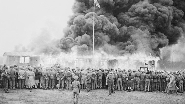 'Matas o te matan': Una víctima del horror nazi cuenta su calvario en un campo de exterminio