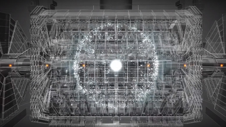 ¿Broma o realidad? El bosón de Higgs suena a un célebre compositor (videos)