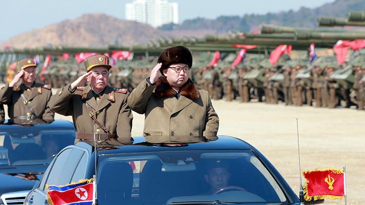 Pionyang promete continuar su programa nuclear y de misiles a pesar de postura de EE.UU.