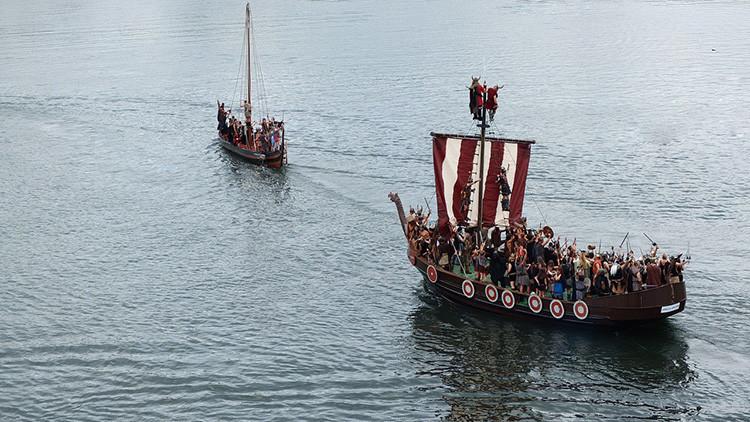Descubrieron Los Vikingos América 500 Años Antes Que Colón Rt