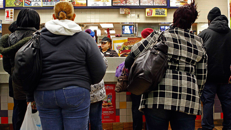 La obesidad alcanza un punto crítico: una de cada cinco personas será obesa para el año 2025