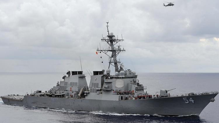 EE.UU. planea nuevos ejercicios navales cerca de las islas en disputa del mar de la China Meridional