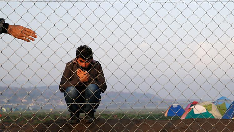 """""""Estamos hartos de los asesinatos"""": una refugiada escribe una carta abierta a la UE"""